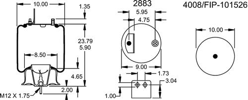 hendrickson suspension parts list