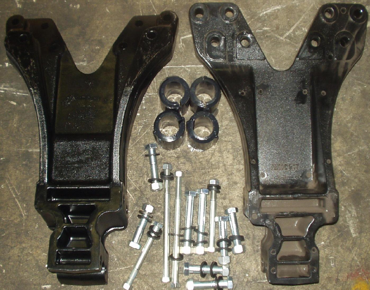 Kenworth Suspension Parts And Ag 400 Kw Torsion Bars
