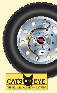 Cat S Eye Tire Pressure Maintenance System