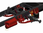 8M000070 Link Air Ride Suspension for GMC C4500 5500