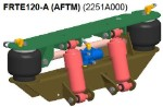 2251A000 Link Freightliner FLC120, FLD120 and FLD112 Series conventionals Cab Air Suspension