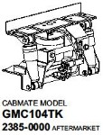23850000 Link GMC Top Kick, Chevrolet Kodiak and C6500's conventionals Cab Air Suspension