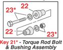 334-253 Bolt/Bush Assy Pack of 2