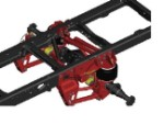 8M000097 Link Air Ride Suspension for F-450, F-550 Super Duty Chassis Cabs