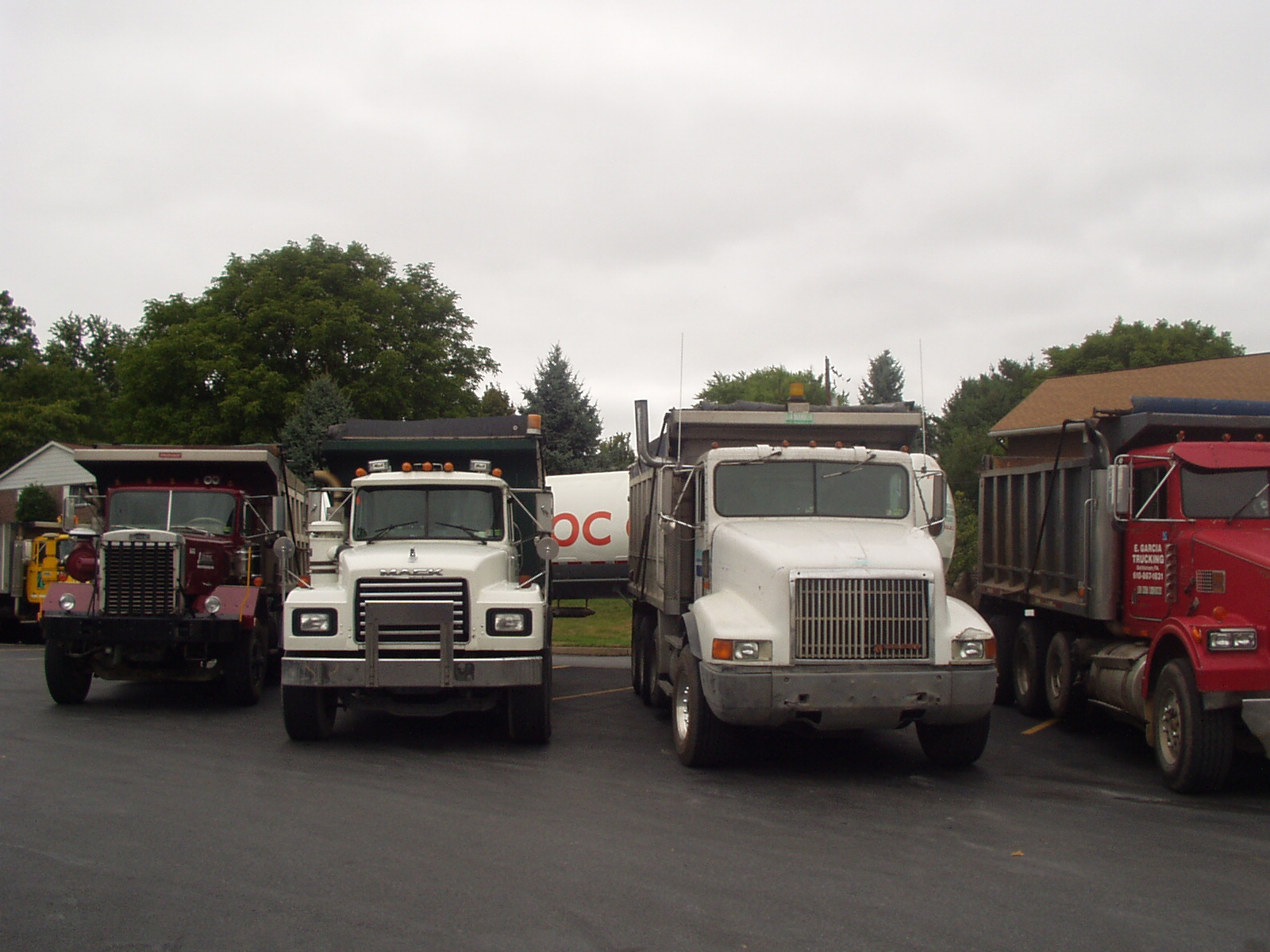 Truck And Trailer Suspension Parts