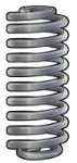 350-1200SD 1992-2012 E350 Front Coil Springs 3006 lb Spring Rating