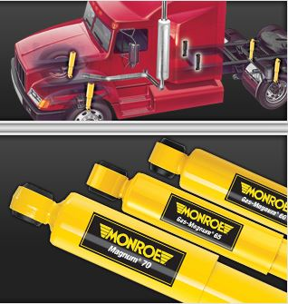 Monroe Gas Magnum Shocks Absorbers at great prices and fast