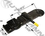 Air Glide 130 (Peterbilt Front Air Leaf) Front Air Suspension