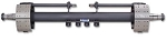 R200D567X715 20K Drop Center Trailer Axle 71.5 Track