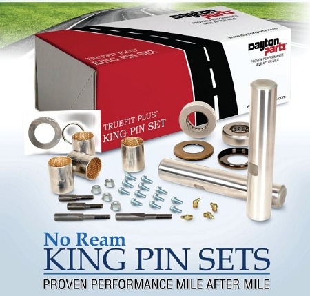 308-277 Truefit No Ream King Pin Set