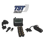 TST-507-SCE-10 Commercial Truck Tire Pressure and Temperature Maintenance System 10 Sensor