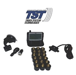 TST-507-SCE-18 Commercial Truck Tire Pressure and Temperature Maintenance System 18 Sensor