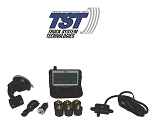 TST-507-SCE-6 Commercial Truck Tire Pressure and Temperature Maintenance System 6 Sensor