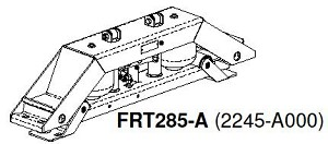 2245A000 Link Freightliner FLA Series cabovers Cab Air Suspension