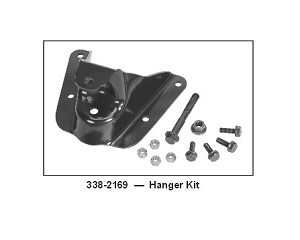 338-2169 Ford F-Series Front Frame Hanger Kit