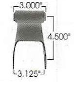 330-175 FORD SHACKLE E739-43